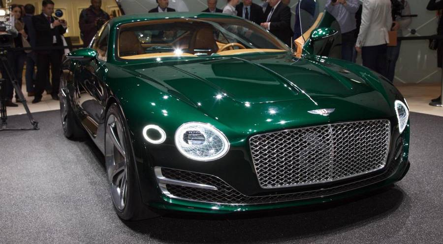 Bentley EXP 10 2015